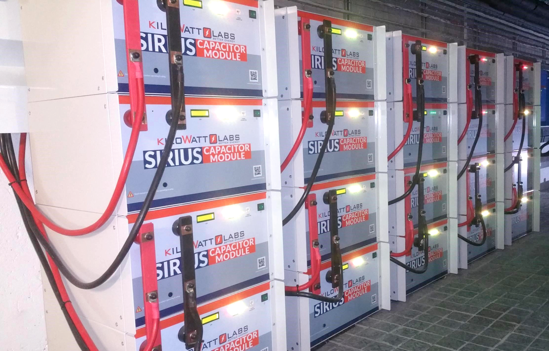 Sirius Supercapacitors - Energy Management SA